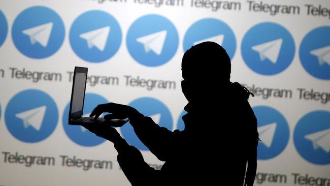 Mengenal Telegram, Aplikasi yang Bikin 'Gerah' Pemerintah