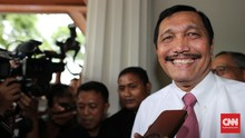 Luhut Sebut Prabowo Bersikap Dewasa Bawa Hasil Pilpres ke MK