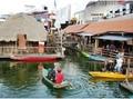 Berlayar Jelajahi Indonesia di Pasar Apung Nusantara