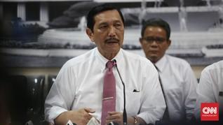 Menko Luhut: Indonesia Akan Jadi Anggota Penuh MSG