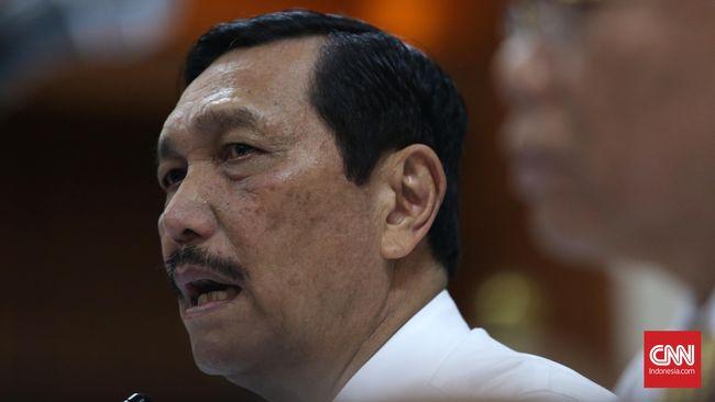 Luhut Tegaskan Indonesia Tak Bisa Diancam Pembebasan Papua