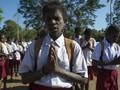 Doa Damai Bagi Jakarta dari Umat Kristiani Papua