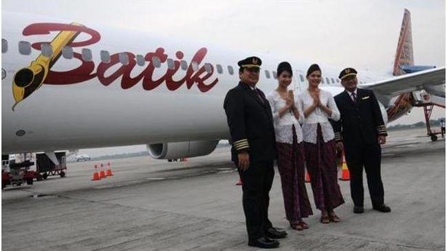 Maskapai Penerbangan Baru dengan Pelayanan Profesional