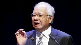 Netizen Sindir Najib Razak yang Protes Polisi 'Curi' Cokelat