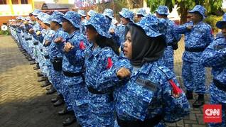 Kemenhan Buka Pendaftaran Pelatihan Militer Komponen Cadangan