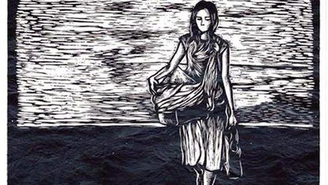 'Siti,' Kisah Wanita Frustrasi di Pesisir Parangtritis