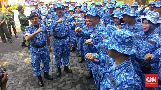 Kemhan: FPI Dilatih Berkarakter Indonesia, Bukan Islam Arab