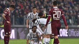 Aset Juventus Cedera Lagi