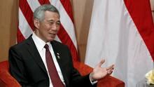 PM Singapura Jenguk Ani Yudhoyono