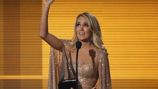 Carrie Underwood Alami 3 Kali Keguguran dalam 2 Tahun