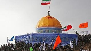 Garda Revolusi Iran Gelar Simulasi Perang Rebut Al-Aqsa