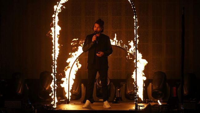 The Weeknd Cs 'Rebut' Iron Throne Lewat 'Power Is Power'