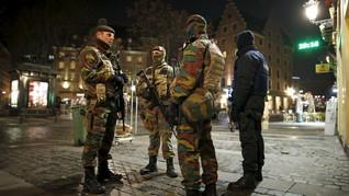 Sedang Siaga Teror, Polisi Belgia Malah Pesta Seks