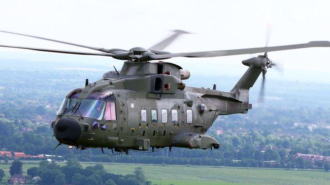 TNI Akan Beli Setengah Lusin Helikopter VVIP Antipeluru