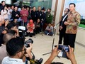 Menteri Rini Teken Kerja Sama Pembangunan Jakarta dengan Ahok