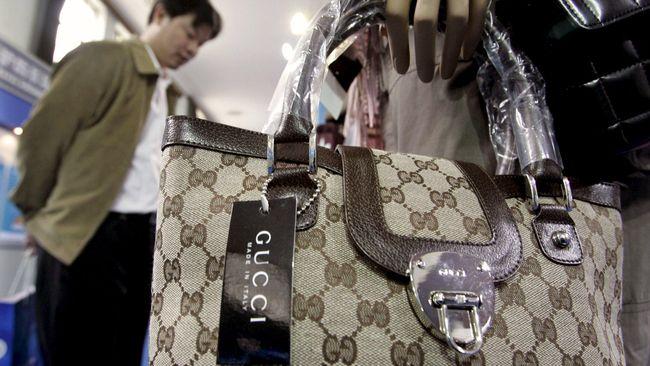 Gucci Diduga Tersangkut Kasus Pajak di Italia