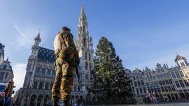Takut Serangan Teror, Belgia Batalkan Pesta Tahun Baru