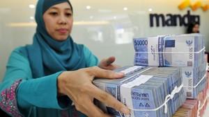 Hanya Tiga Persen Transaksi Bank Mandiri Lewat Cabang di 2020