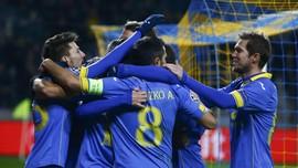 BATE-Leverkusen Imbang, Barcelona Dipastikan Lolos