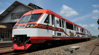 Kemenperin Apresiasi Ekspor Kereta INKA dengan TKDN 45%