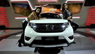Empat Tipe Honda BR-V Dibanderol Rp226,5 Juta-Rp261,5 Juta