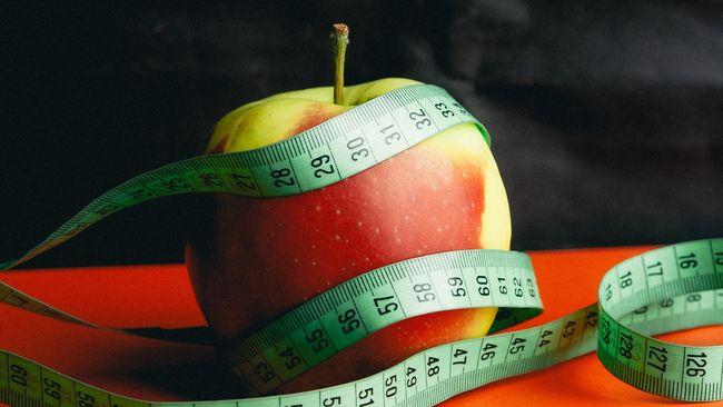 Cara Alami Turunkan Berat Badan Tanpa Diet