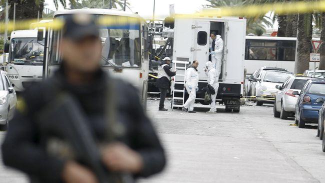 Penghuni Hotel di Rusia Diungsikan karena Ancaman Bom
