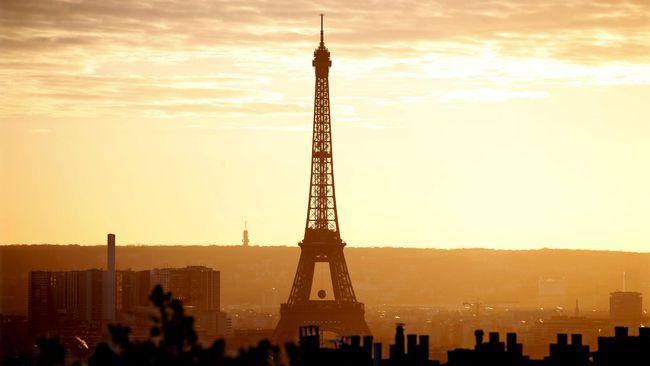 Deretan Menara 'Kembaran' Eiffel di Penjuru Dunia