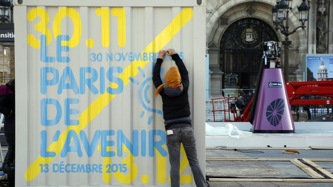 KTT Iklim Paris, Komitmen Pengurangan Emisi Dipertanyakan
