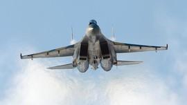 Prabowo Bahas Pembelian Sukhoi SU-35 di Kantor Mahfud MD