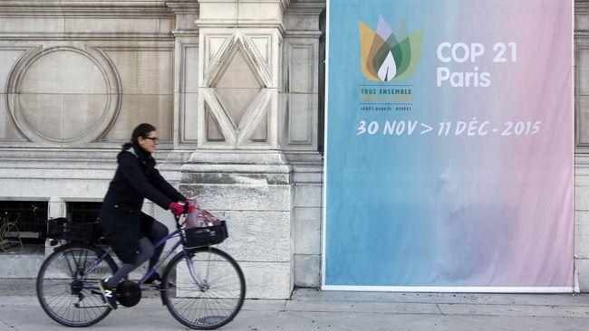 AS Hadiri Pertemuan Iklim meski Tetap akan Keluar