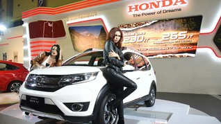 Dalam Tiga Bulan, 4.000 Honda BR-V Dipesan