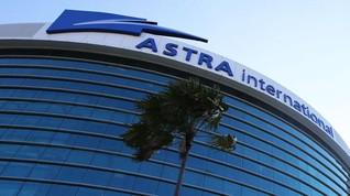 Laba Astra Grup Turun 6 Persen pada Semester I 2019