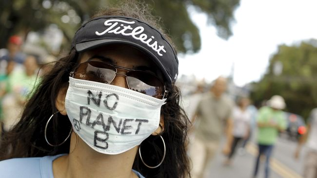 Didorong Ratifikasi Kesepakatan Perubahan Iklim CNN Indonesia Pemerintah Didorong Ratifikasi Kesepakatan Perubahan Iklim