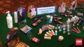 BPOM Minta Masyarakat Laporkan Obat dan Kosmetik Ilegal