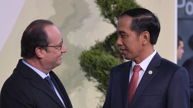 Acara Tak Tertib, Jokowi Batal Pidato di Satu Forum KTT Iklim