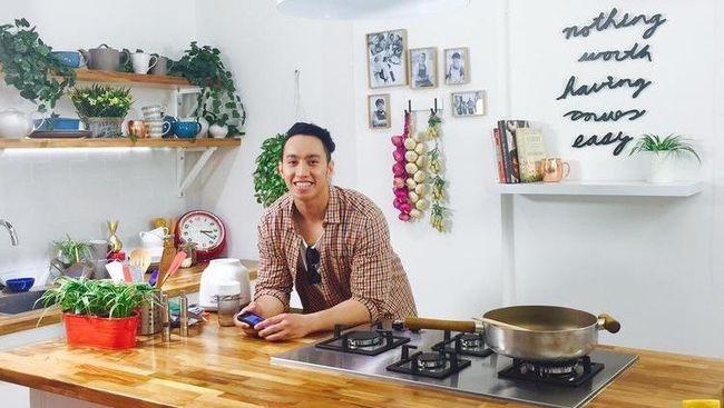 Chef Yuda Bustara: Pencinta Masakan Sehat yang Anti Ulekan