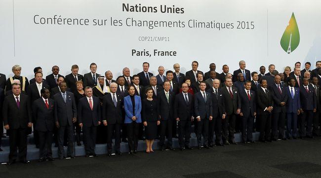 KTT Iklim Sepakati Pengurangan Bahan Bakar Fosil