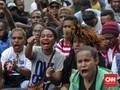 Polda Metro Jaya Tahan Dua Mahasiswa Papua Pengeroyok Polisi