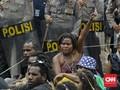 Polisi Akan Pulangkan Pedemo Rusuh asal Papua