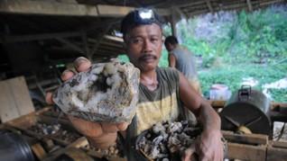 Polisi Bongkar Penambangan Emas Ilegal di Pekanbaru