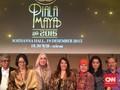 Piala Maya 2016 Ikut Apresiasi Karya Video Musik