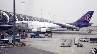 Thai Airways Terancam Bangkrut, PM Thailand Turun Tangan
