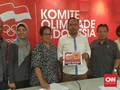 Olimpian Indonesia Berharap KONI Lepas Logo Lima Ring
