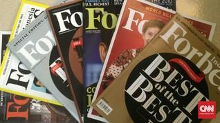 Empat BUMN Masuk Daftar Perusahaan Publik Terbesar Forbes
