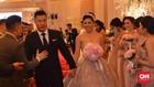 Gemerlap Resepsi Pernikahan Putri Setya Novanto