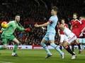 MU vs West Ham 0-0 di Babak Pertama