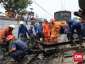 Jonan Lapor Jokowi Kasus Kecelakaan Maut Metromini-Kereta Api