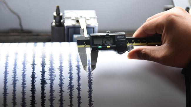 Pengamat: Gempa Lombok Terjadi Akibat Sesar Aktif Tektonik
