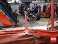 Polda Metro Selidiki Pemalsuan Izin Kelayakan Metromini Maut